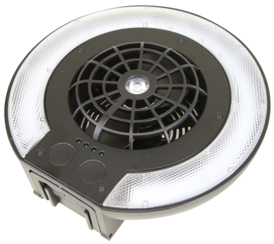 Quick-Set Deluxe Fan Light